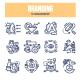 Branding Doodle Icons
