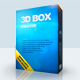 3D Box Art Creator Editable Template - GraphicRiver Item for Sale