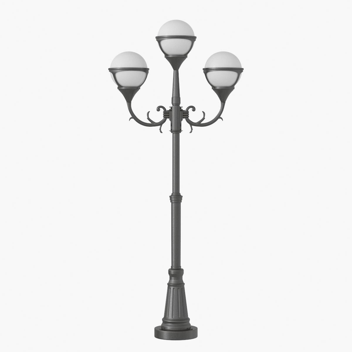 Street Light Lamp Post By Vk Studio 3docean