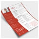 Creative Resume CV-Vol 1 - GraphicRiver Item for Sale