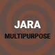 JARA | Multipurpose HTML5 Template - ThemeForest Item for Sale