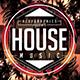 House Music - Cd Artwork