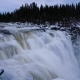 of Sweden Tannforsen Waterfall in Winter Time,   - VideoHive Item for Sale