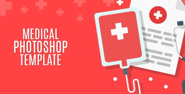 Medical – PSD Landing Page