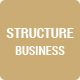 Structure: Business WordPress Theme - ThemeForest Item for Sale