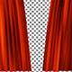 Red Curtains Open - VideoHive Item for Sale