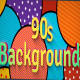 90s Background - VideoHive Item for Sale