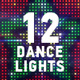 Dance Lights Backgrounds - VideoHive Item for Sale