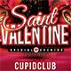 Saint Valentine Flyer - GraphicRiver Item for Sale