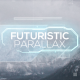Futuristic Parallax Slideshow Opener - VideoHive Item for Sale