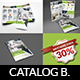 Products Catalog Brochure Bundle Vol.2 - GraphicRiver Item for Sale