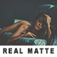 Real Matte Light Photoshop Action