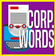 Corporate Words Collection - VideoHive Item for Sale