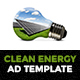 Clean Energy HTML5 AD Template