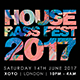 House Bass Fest 2017 Flyer - GraphicRiver Item for Sale