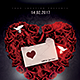Valentine Anniversary - GraphicRiver Item for Sale