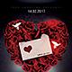 Valentine Anniversary - GraphicRiver Item for Sale