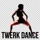 Twerk Dancer - VideoHive Item for Sale