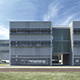 Office building - High-tech university headquarters - 3DOcean Item for Sale