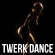 Golden Twerk Dancer - VideoHive Item for Sale