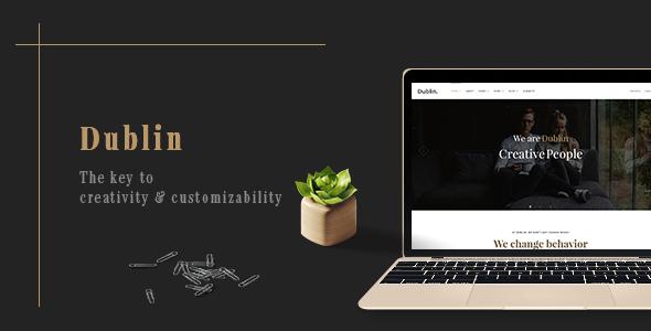Dublin – HTML5 Theme