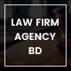 Law Firm Agency BD PSD Template Nulled
