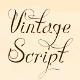 Vintage Script - GraphicRiver Item for Sale