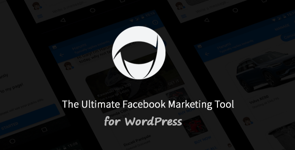 Facebook Messenger Bots for WordPress