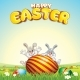 Happy Easter Card - GraphicRiver Item for Sale