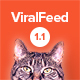 ViralFeed - Viral & Buzz WordPress Theme - ThemeForest Item for Sale