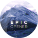 Cinematic Epic Parallax Opener and Slideshow - VideoHive Item for Sale