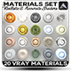 Materials Set - 3DOcean Item for Sale