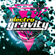 Electro Gravity Flyer Template - GraphicRiver Item for Sale