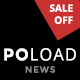 POLOAD – Fashion, Food, Baby, Blog WordPress Theme Nulled