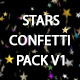 Stars Confetti Pack V1 - VideoHive Item for Sale