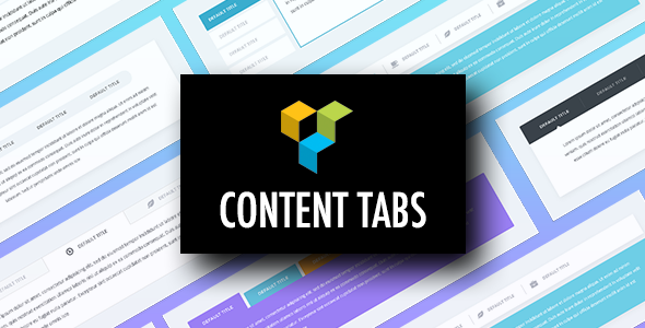 Content Tabs for Visual Composer - CodeCanyon Item for Sale