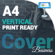 Business Cover A4 Keynote Template