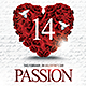 Passion on Valentine - GraphicRiver Item for Sale