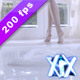 Sexy Woman Throwing Her Robe On The Floor - VideoHive Item for Sale