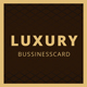 Luxury Vision Business Card - GraphicRiver Item for Sale