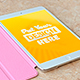 Photorealistic iPad Mockup Templates - GraphicRiver Item for Sale