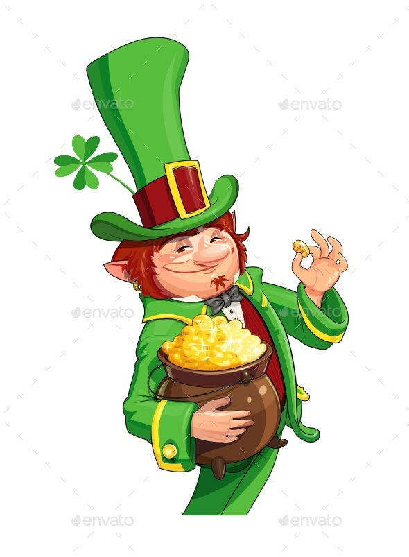Gnome Leprechaun Fairy-tale Character - Miscellaneous Characters