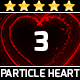 Particle Heart Light Pack