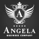 Angela Logo - GraphicRiver Item for Sale