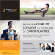 Corporate Business Poster Template V13