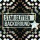 Gold Star Glitter Background V2 - VideoHive Item for Sale