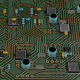 Electronic Circuit Traffic Animation - VideoHive Item for Sale