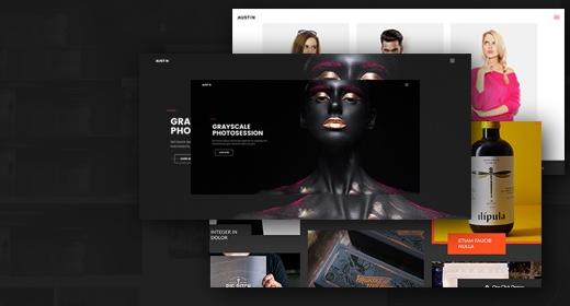 Super powerful creative multi-purpose WP-HTML Themes