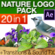 Nature Logo Pack - VideoHive Item for Sale