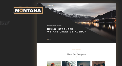 OnePage Multipurpose WordPress Themes